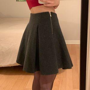 NWOT Structured Skirt - Zara - S